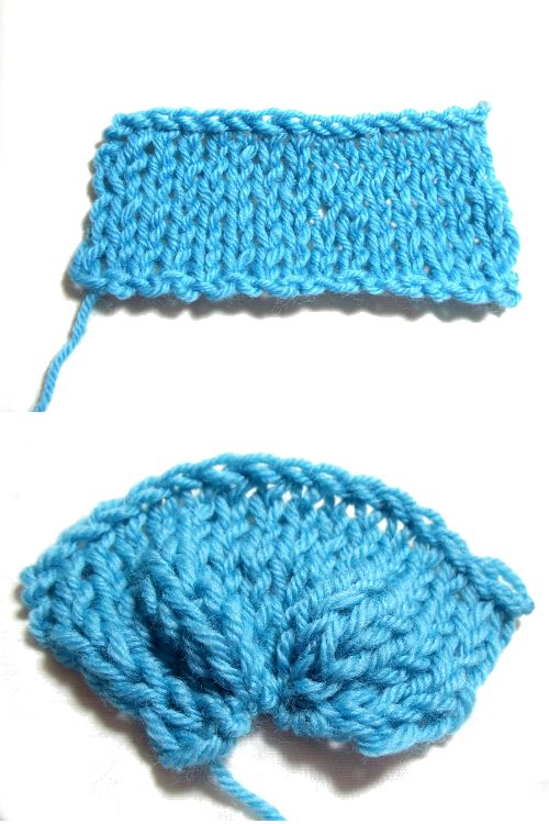 Loom Knitting Free Patterns : Adjustable cast on for loom knitters free knit