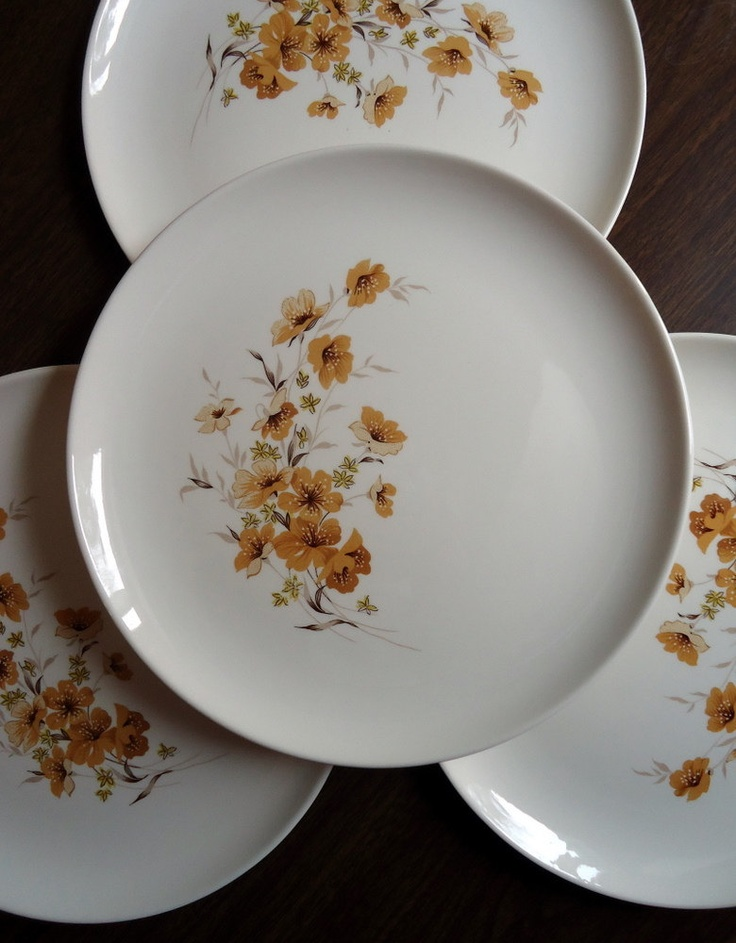 6 Floral Wood Rose Dinner Plates Taylor Smith and Taylor. $30.00 via Etsy. & Best 41 TaYloR SmItH TaYloR images on Pinterest | Taylor smith ...