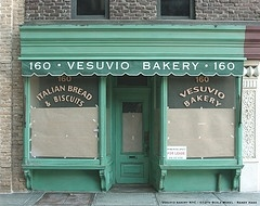 Cute Bakery Store Front