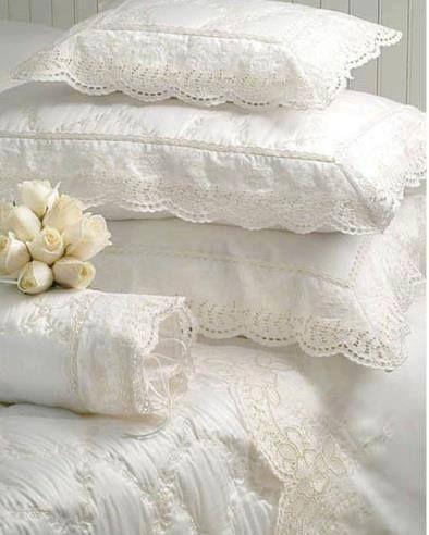 White Lace & Coton