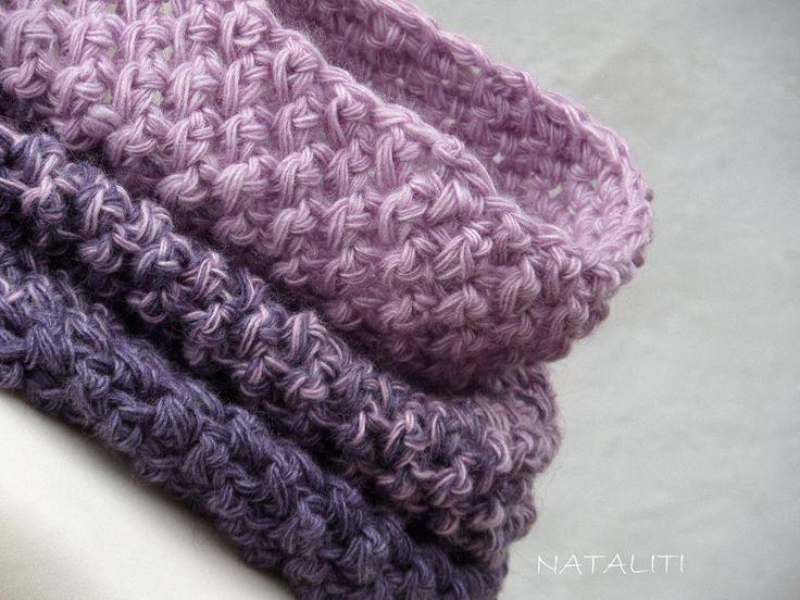 Шарф-снуд Ombre 2 - шарф,шарф женский,снуд,снуд вязаный,шарф-снуд,снуд женский