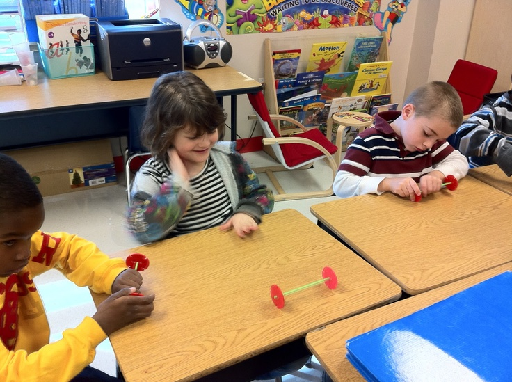Fun in First Grade!: Force and Motion