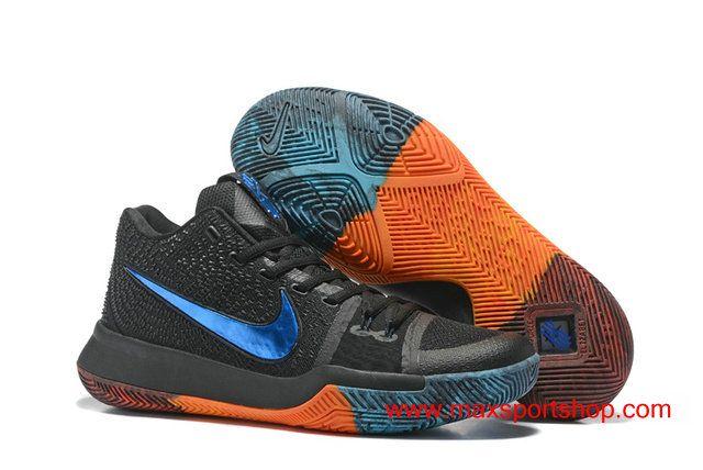 Nehmen Billig Deal Nike Kyrie 3 Wine Rot Schuhe Billig Gelb