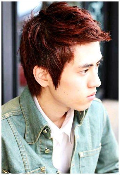 Haircuts 2014 Asian Men « Men's Hairstyles Trend