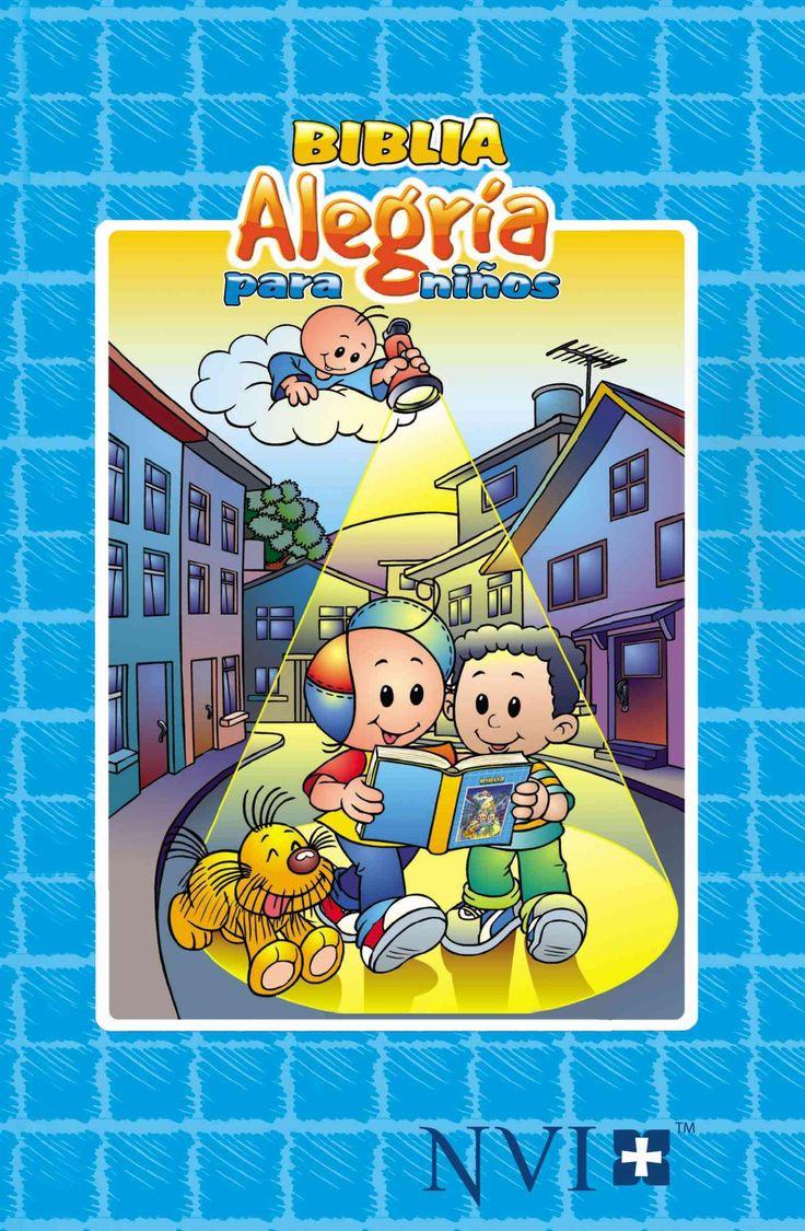 Santa Biblia: Nueva Version Internacional: Biblia Alegria para ninos / Children's Joy Bible for Boys