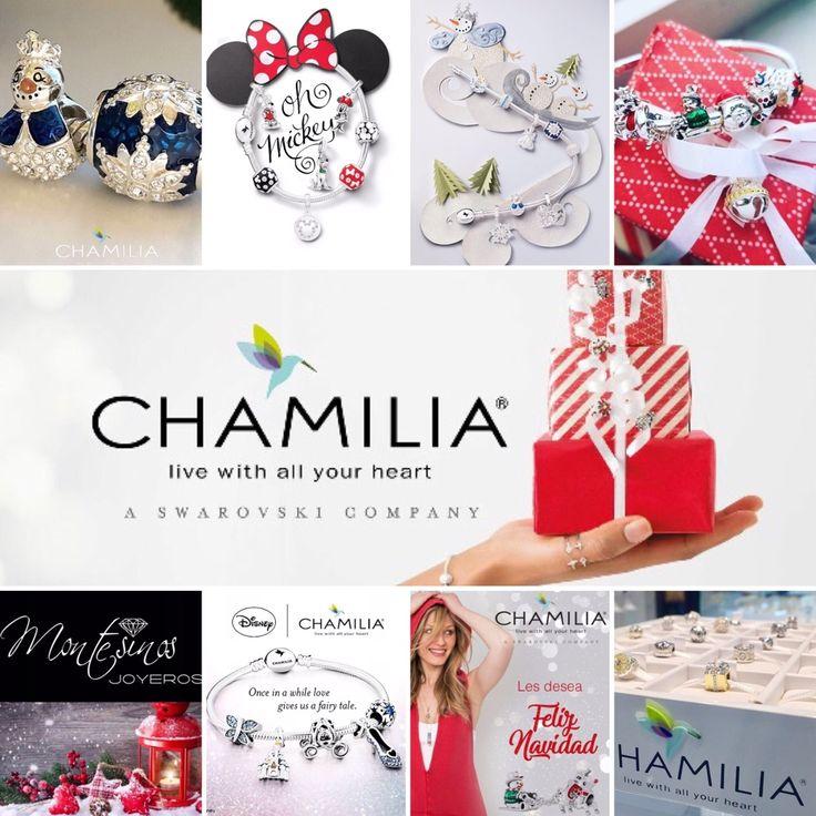 #chamilia ya está aquí!!! Qué ganas teníamos de enseñárosla! La línea de joyas intercambiables de Chamilia incluye un enorme surtido de charms, pulseras, collares, pendientes....para inspirar tu creatividad...Deja volar tu imaginación y crea tus joyas personalizadas, únicas y acorde con tu estilo. Chamilia, del grupo #SWAROVSKI, joyas de plata de ley con swarovski elements, originales, llenas de color y para todas las edades. Disponible en #joyeriamontesinos #joyas #
