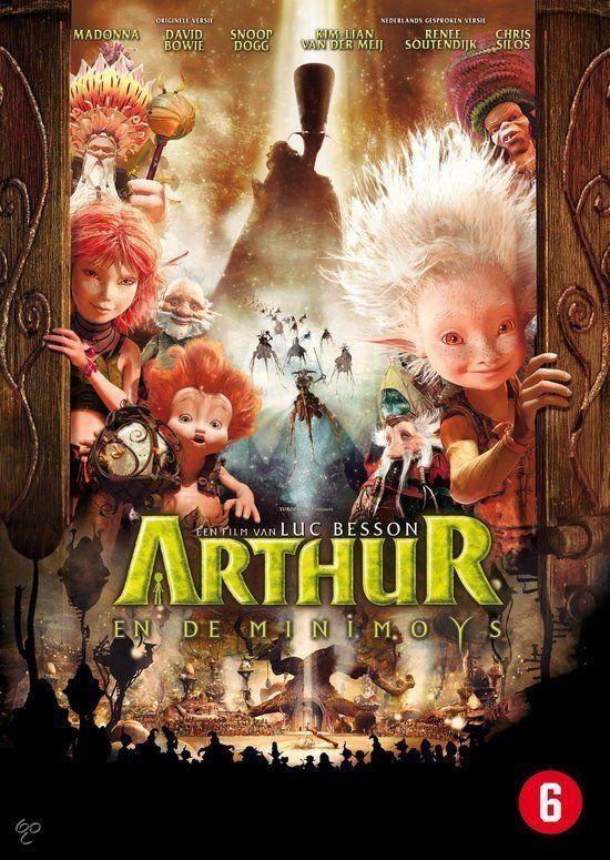 "Arthur and the Minimoys (2006) || gebaseerd op het boek ""Arthur et les Minimoys"" (2002) van Luc Besson. || Filmkeuring: 6+ || http://www.ikvindlezenleuk.nl/2012/12/kinderboekenfilms-op-maandag-31-december.html"