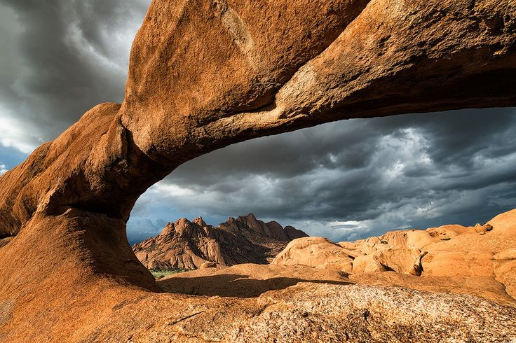afternoon in Namibia. Spitzkoppe, Erongo, Namibia. Equipment: D800, 14-24mm