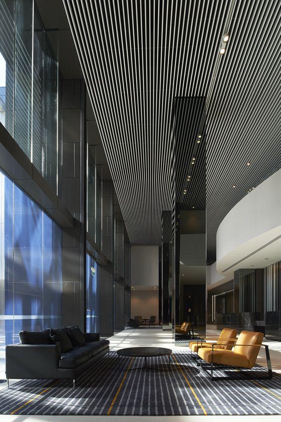 australia post nsw headquarters sydney by carr design group office pinterest sporty. Black Bedroom Furniture Sets. Home Design Ideas