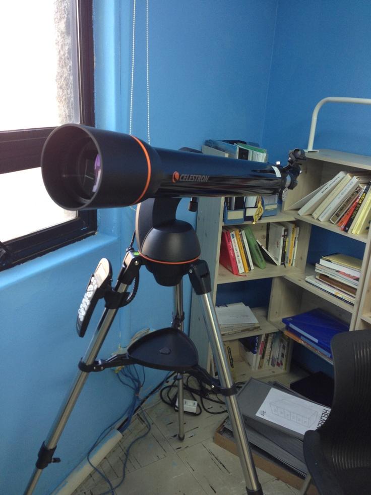 Celestron 102GT computerise Telescope