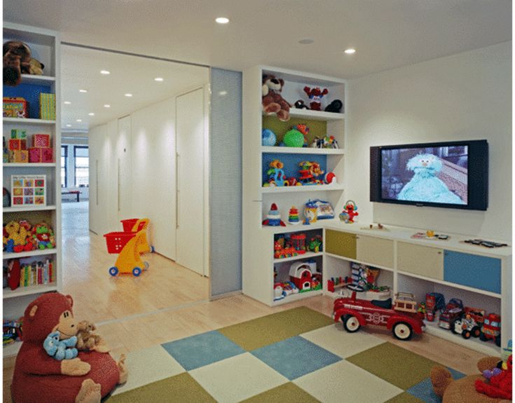 315 best images about pre school class layout ideas on - Toy storage furniture living room ...