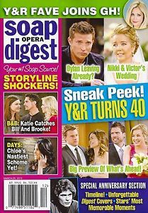 young and the restless 25 anniversary pictures | Details about Young and the Restless 40th Anniversary - March 25, 2013 ...