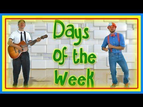 Che giorno è oggi? E 'Lunedi Martedì Mercoledì (giorno della settimana) - YouTube