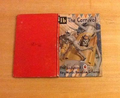 Vintage Ladybird Book - 11b The Carnival - 2/6 net edition