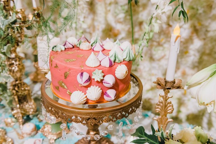 Candy Corner / Candy Bar Details - Satori Art & Event Design Vintage, Royal, Bronze, Gold, Sweets, Macarons, Cake, Weddings, Events, Elegant, Exquisite, Teal, Greenery, Green, Victorian, Inspiration, Tablescape, Design, Decor