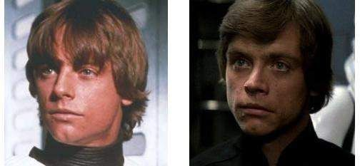 How much did Mark Hamill's face change from before his accident to after? - Quora