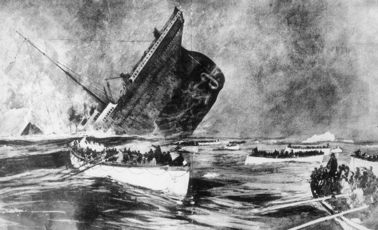 A cien años del hundimiento del Titanic .- - LA CUBA DEL GRAN PAPIYO - Gabitos