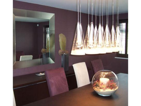 Salas de Jantar | CliqueArq