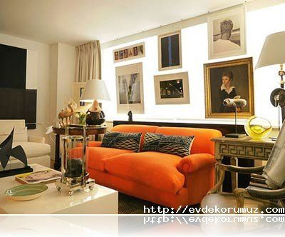 living room pantones 2012 color of the year is tango tangerine