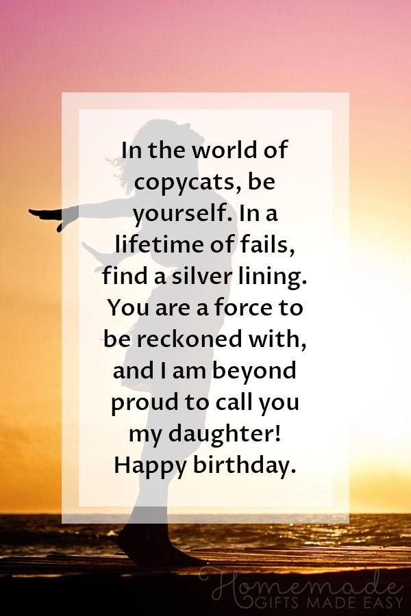 Proud Daughter Birthday Quotes : proud, daughter, birthday, quotes, Happy, Birthday, Daughter, Wishes, Quotes, Daughter,, Myself