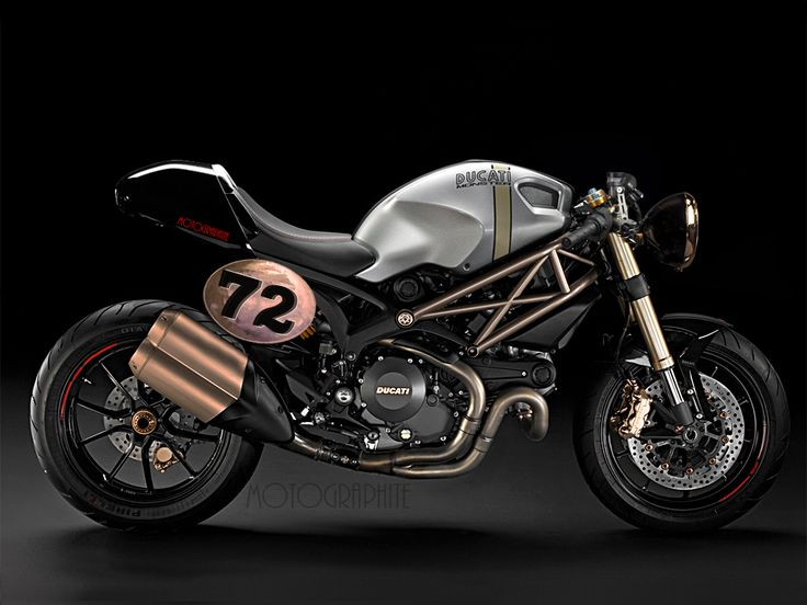 52 best images about Ducati Monster mods on Pinterest ...