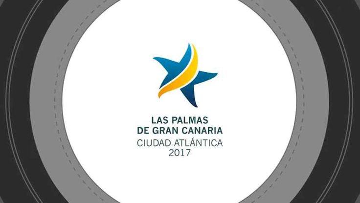 LAS PALMAS DE GRAN CANARIA. CIUDAD ATLÁNTICA 2017.  La ciudad de Las Palmas de Gran Canaria recibió el viernes 10 de febrero de 2017 la distinción que acredita al municipio como Ciudad Atlántica 2017, por su compromiso con el desarrollo de una política innovadora y creativa de la iniciativa Ciudad de Mar y la gestión sostenible de su litoral.