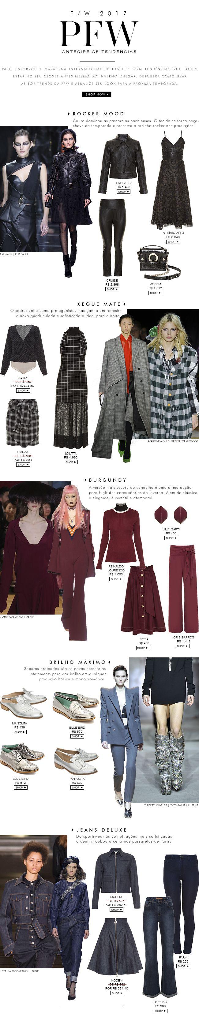 newsletter, gallerist, fashion, layout, semanas de moda internacionais, fashion week, trends, tendências, pfw,
