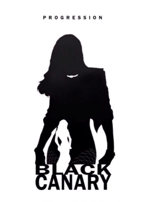 Black Canary - Progression by Steve Garcia