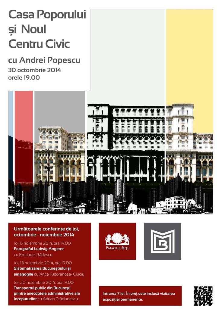 Casa Poporului și Noul Centru Civic