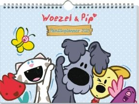 Babyshop@Home - Woezel & Pip Familieplanner 2015 Familiekalender