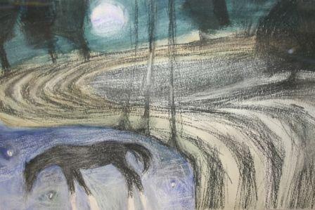 """Hayfields IV"" by Eleri Mills"