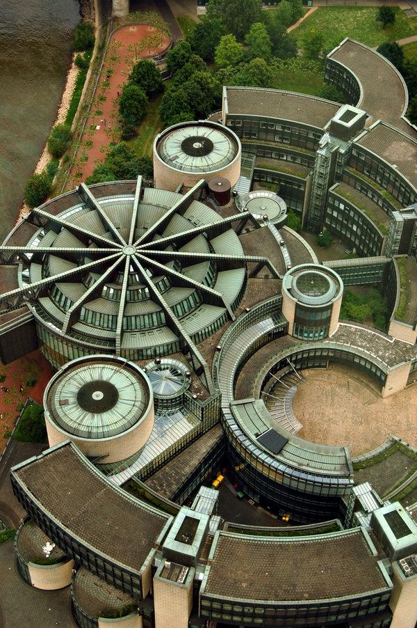 Lantang building, Dusseldorf, Germany