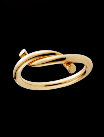 cartier knot ring