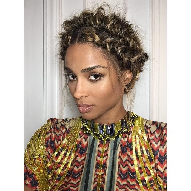 The Best Beauty Instagrams of the Week: Ciara, Solange Knowles, and More