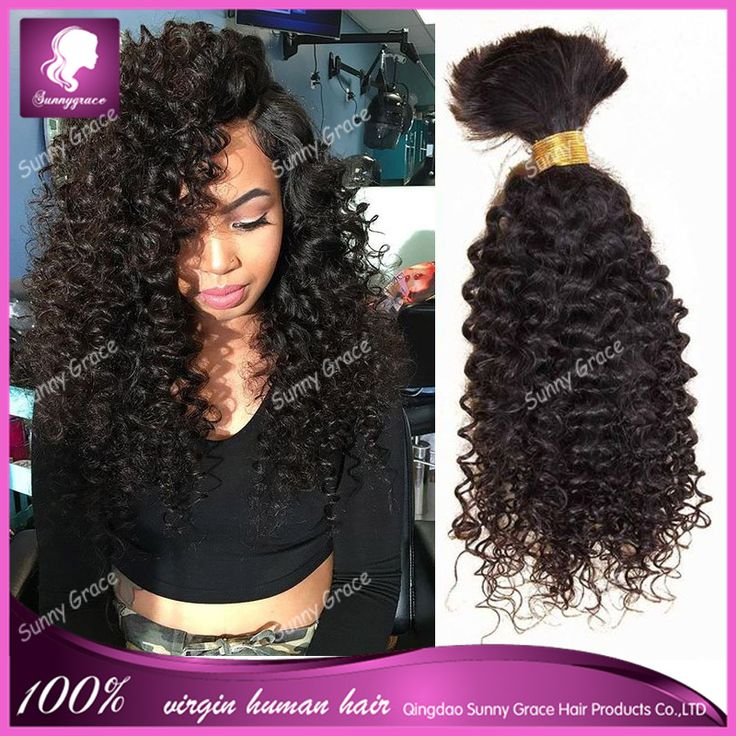 Find More Human Hair Extensions Information about 100% Human Hair For Braiding Crochet Braids Mongolian Afro Kinky Curly Virgin Human Hair For Braiding Bulk No Attachment,High Quality hair processor,China hair dye for indian hair Suppliers, Cheap hair dresser from Sunny Grace Hair Product Company on Aliexpress.com