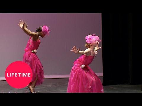 "Dance Moms: Group Dance: ""Blush and Bashful"" (Season 7, Episode 9) | Lifetime - YouTube"