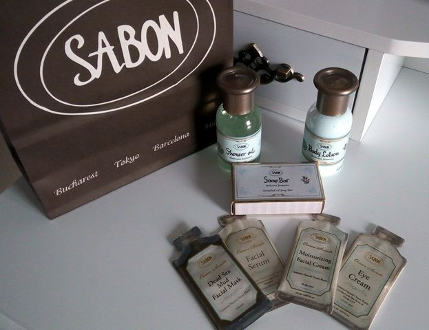 Sabon products