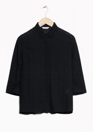 & Other Stories | Cocoon Shirt