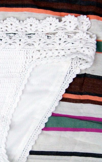 Outstanding Crochet: Crochet Swim wear