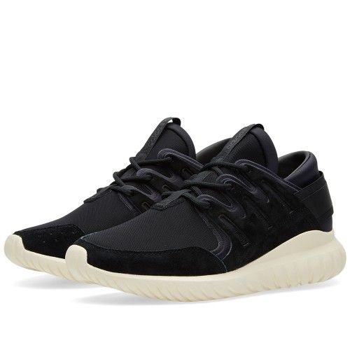 Adidas Tubular Nova (Core Black & Cream White)