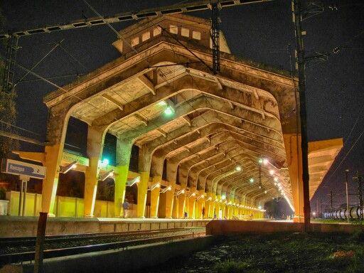 Estación de Ferrocarriles.