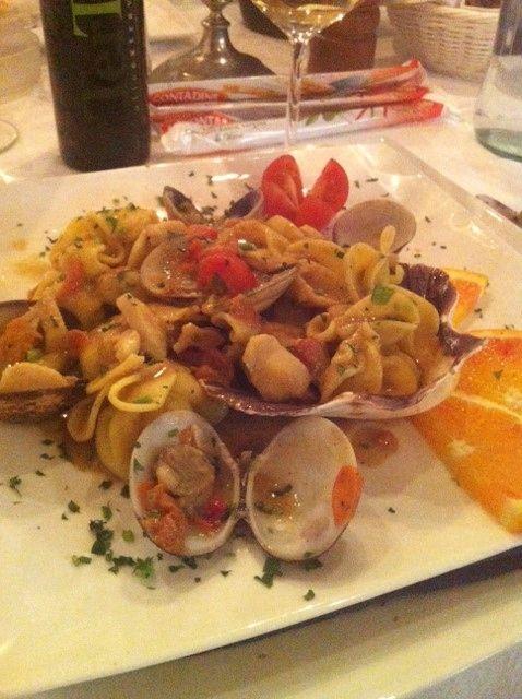 Ristorante Le Nasse, Reggio Calabria, ITALY www.UBais.it