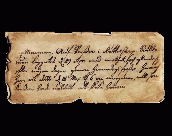 Det kan vara svårt att tyda handstilen i gamla dokument och brev. Här är några användbara sajter med läsövningar.