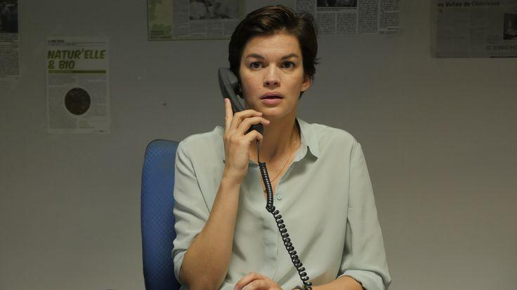 Marie Sophie Ferdane Impressionnante dans le téléfilm de