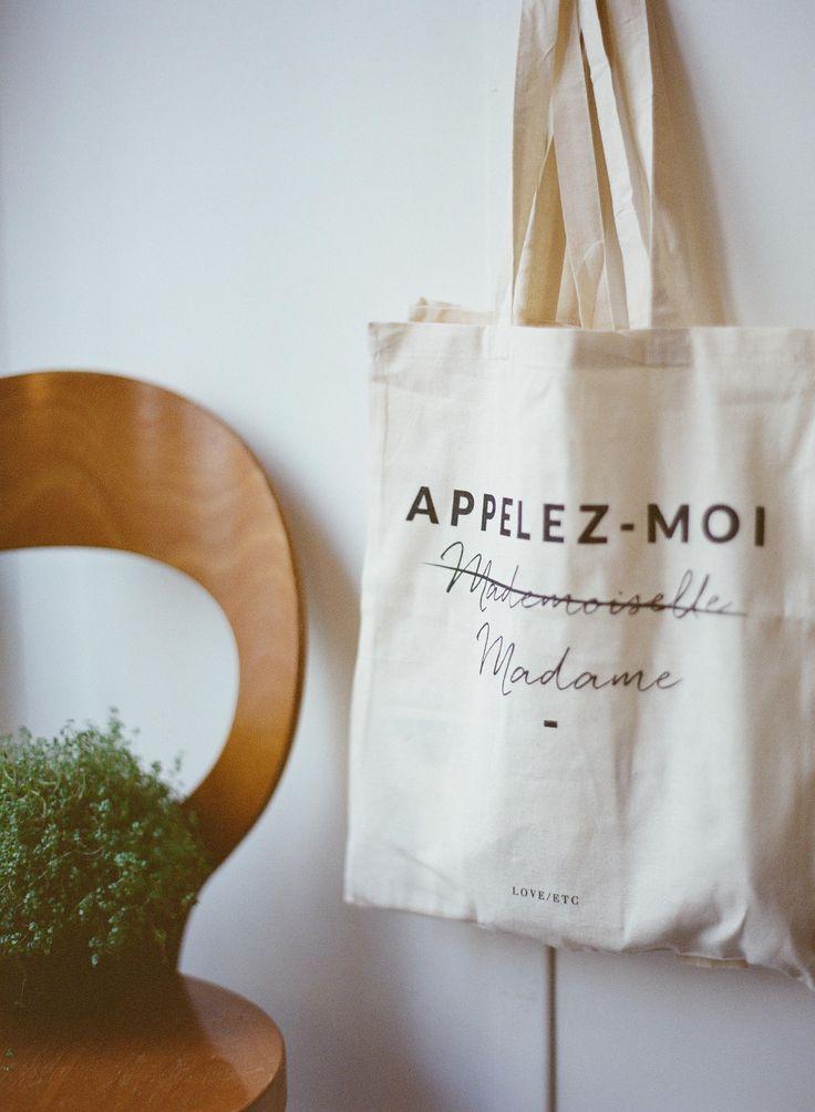 Tote bag appelez moi madame pour les futures ou jeunes mari es mariage pinterest produits - Idee cadeau technologie ...