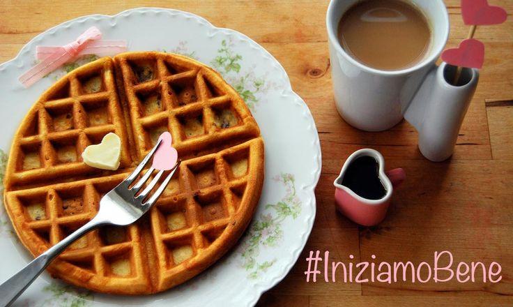 Solo noi vediamo #cuori ovunque #stamattina? Forse perchè #sabato è #SanValentino, ma la #colazione di oggi è più #dolce che mai.