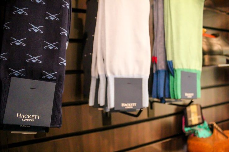 Add some interest to your outfit with a fun pair of socks. These @HackettLondon have a nice subtle print.  #beTheRole #JermynStreet1664 #YYCFashion #YYCStyle #YYCLiving #COREshopping #YYCLifestyle #Calgary #YYCDownTown