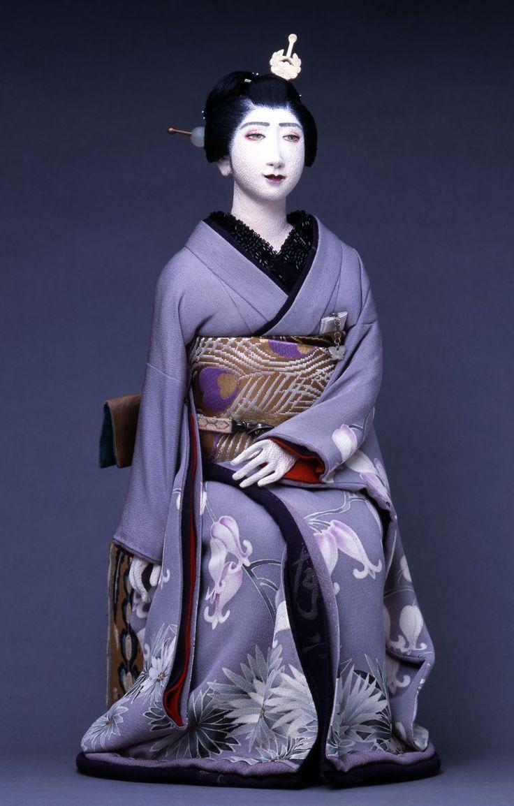 阿蘭陀異聞よりマダム貞奴 | 辻村寿和Collection「寿三郎」創作人形の世界