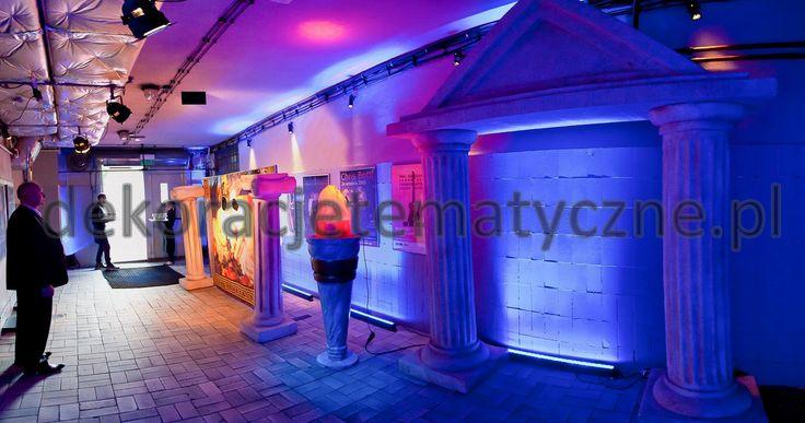 Greek Party / rent props / Dekoration mieten --> www.dekoracjetematyczne.pl/Grecja.html