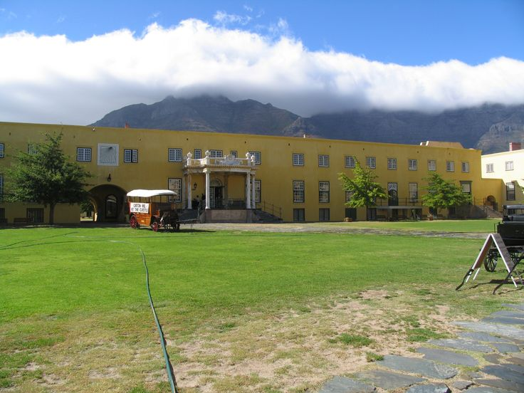 South Africa.Cape Town.Castle Good Hope.